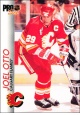 Hokejové karty Pro Set 1992-93 - Joel Otto - 28