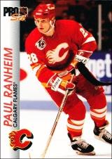 Hokejové karty Pro Set 1992-93 - Paul Ranheim - 29
