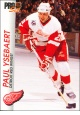 Hokejové karty Pro Set 1992-93 - Paul Ysebaert - 41