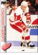 Hokejov� karty Pro Set 1992-93 - Vladimir Konstantinov - 44