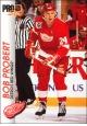 Hokejov� karty Pro Set 1992-93 - Bob Probert - 46