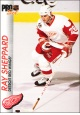 Hokejové karty Pro Set 1992-93 - Ray Sheppard - 47