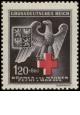 Protektorát - Německý červený kříž IV. - č. 112 - čistý