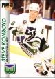 Hokejov� karty Pro Set 1992-93 - Steve Konroyd - 62