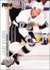 Hokejové karty Pro Set 1992-93 - Jari Kurri - 68