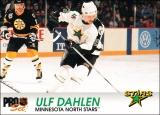 Hokejové karty Pro Set 1992-93 - Ulf Dahlen - 80
