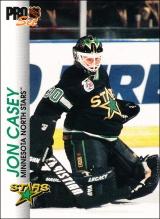 Hokejové karty Pro Set 1992-93 - Jon Casey - 82