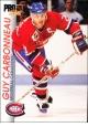 Hokejové karty Pro Set 1992-93 - Guy Carbonneau - 88