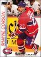 Hokejové karty Pro Set 1992-93 - Shayne Corson - 89