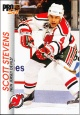 Hokejové karty Pro Set 1992-93 - Scott Stevens - 95