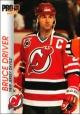 Hokejové karty Pro Set 1992-93 - Bruce Driver - 99
