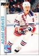 Hokejové karty Pro Set 1992-93 - Adam Graves - 115