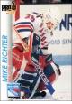 Hokejov� karty Pro Set 1992-93 - Mike Richter - 116