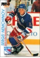 Hokejové karty Pro Set 1992-93 - Sergei Nemchinov - 117