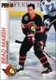 Hokejov� karty Pro Set 1992-93 - Brad Marsh - 126