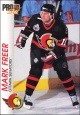 Hokejové karty Pro Set 1992-93 - Mark Freer - 127