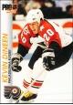 Hokejové karty Pro Set 1992-93 - Kevin Dineen - 134