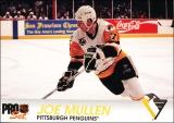 Hokejové karty Pro Set 1992-93 - Joe Mullen - 142