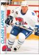 Hokejov� karty Pro Set 1992-93 - Claude Lapointe - 151