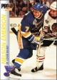 Hokejov� karty Pro Set 1992-93 - Nelson Emerson- 161