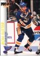 Hokejov� karty Pro Set 1992-93 - Ron Sutter - 162
