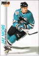 Hokejov� karty Pro Set 1992-93 - Jay More - 169