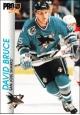 Hokejové karty Pro Set 1992-93 - David Bruce - 170