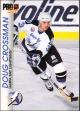 Hokejové karty Pro Set 1992-93 - Doug Crossman - 180