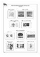 Bundesrepublik Deutschland 2001-2005, A4, papír 160 g (45 listů)  - bez obalů
