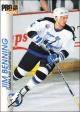Hokejové karty Pro Set 1992-93 - Jim Benning - 181
