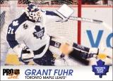 Hokejové karty Pro Set 1992-93 - Grant Fuhr - 183