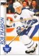 Hokejové karty Pro Set 1992-93 - Rob Pearson - 191