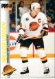 Hokejové karty Pro Set 1992-93 - Trevor Linden - 197