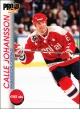 Hokejové karty Pro Set 1992-93 - Calle Johansson - 203