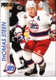 Hokejové karty Pro Set 1992-93 - Thomas Steen - 217