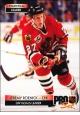 Hokejové karty Pro Set 1992-93 - Jeremy Roenick - 252