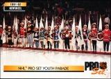Hokejové karty Pro Set 1992-93 - NEWSREEL - 253