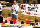 Hokejové karty Pro Set 1992-93 - NEWSREEL - 254