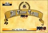 Hokejové karty Pro Set 1992-93 - NEWSREEL - 255