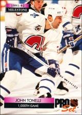 Hokejové karty Pro Set 1992-93 - John Tonelli - 263