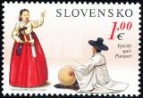 Spoločné vydanie s Kóreou: Epický spev Pansori - Slovensko č. 540