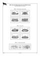 Německá demokratická republika (DDR) 1986-1990 vč.služebních, A4, papír 160 g (57 listů)  - bez obalů