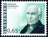 Osobnosti: Gorazd Zvonický (1913 – 1995) - Slovensko č. 543