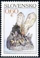 Ochrana prírody: Slovenské minerály – Žezlový kremeň zo Šobova - Slovensko č. 549