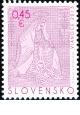 Vianoce 2013: Ludové motívy v diele Ludovíta Fullu - Slovensko č. 551