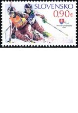 XI. zimné paralympijské hry v Soči - Slovensko č. 557