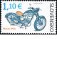 Technické pamiatky: Historické motocykle – Manet M90 - Slovensko č. 561