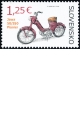 Technické pamiatky: Historické motocykle – Jawa 50/550 Pionier - Slovensko č. 562
