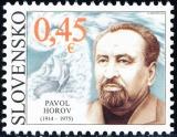 Osobnosti: Pavol Horov (1914 - 1975)  - Slovensko č. 564