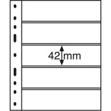 OPTIMA listy na známky - 5 S - 333 229